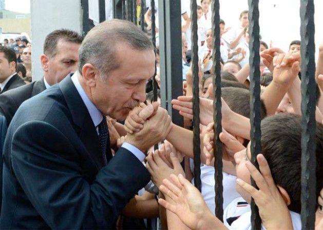 Erdoğan'ın başarısının sırrı bu fotoğraflar mı?