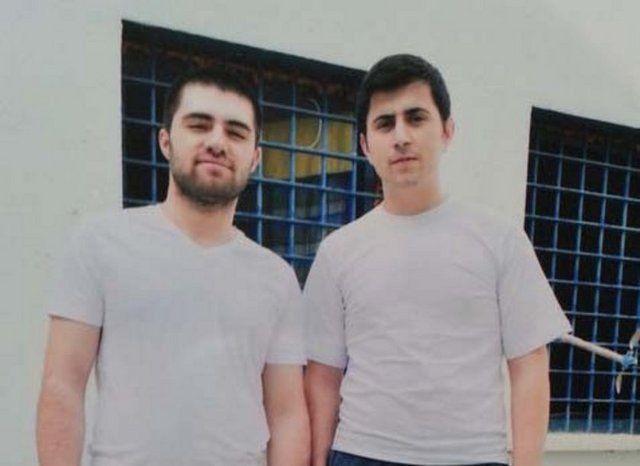 Cem Garipoğlu'nun cezaevi görüntüleri