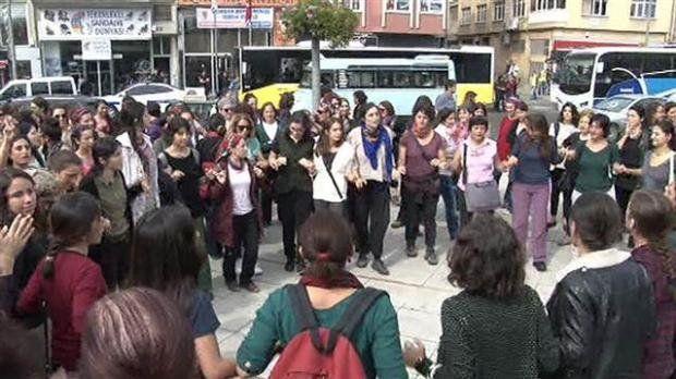 Yurdun dört bir yanında Kobani protestoları yaşandı