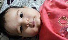 Balon patlayınca 5 aylık bebek öldü