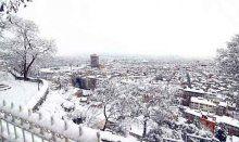 Kartpostallık kar manzaraları büyüledi