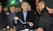 Kemal Kılıçdaroğlu'nun Trabzon seferi