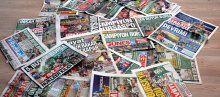 O gazeteler Sultanahmet'teki DHKP-C terörünü nasıl gördü?