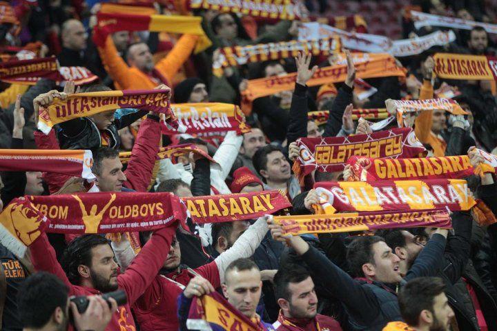 Galatasaray'ı tutana aşkolsun!