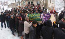 Eşinin öldürüp parçaladığı Kübra toprağa verildi
