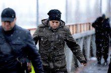 İstanbul'da kar vakti