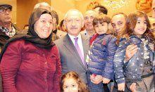 Kılıçdaroğlu'nun imdadına çilingir yetişti