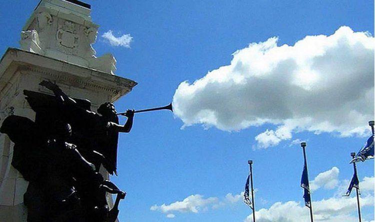 Mükemmel zamanlamayla çekilen 9 bulut fotoğrafı