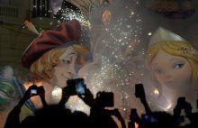 'Las Fallas' Festivali