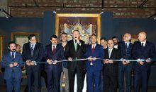 Cumhurbaşkanı Erdoğan, Klasik Sanatlar Sergisi'nin açılış törenine katıldı