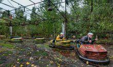 Felaket şehri Çernobil