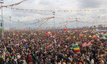 İşte Newroz parkı