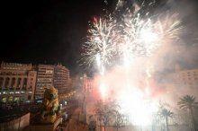 Las Fallas Festivali