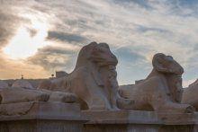 Luksor'daki Karnak Tapınağı