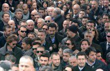 Sertaç Boztepe'nin cenazesine çok sayıda ünlü katıldı