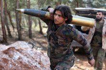 Suriyeli muhaliflerin İdlib'e ilerleyişi!