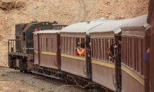 Tunus'tan bir 'beylik treni'