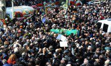 Yaşar Kemal'i, Abdullah Gül, Cemil Çiçek, Kılıçdaroğlu, Demirtaş yan yana uğurladı