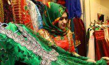 Yöresel giysilerde Nevruz Modası