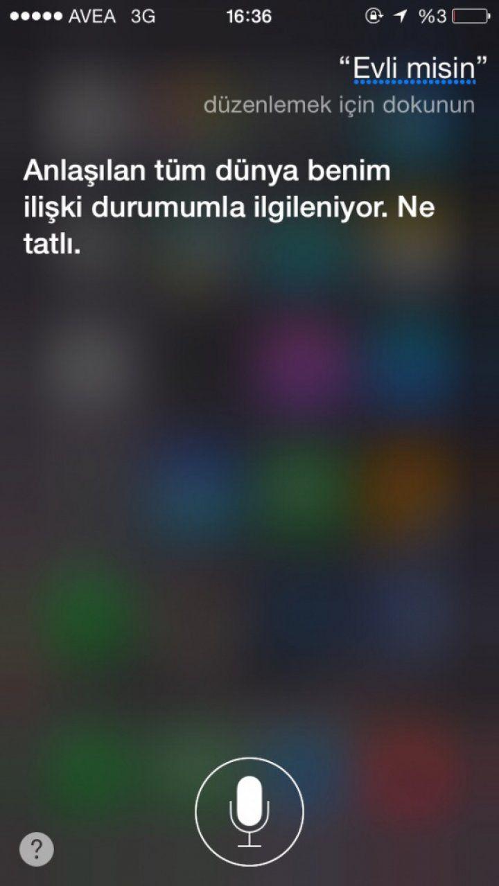 iPhone Siri nasıl kullanılır? Siri'nin Türklerle imtihanı