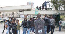 Anadolu Üniversitesi'nde 1 Mayıs gerginliği