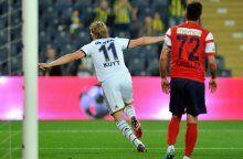 Fenerbahçe Mersin İdmanyurdu maçından kareler