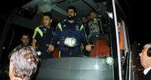 Fenerbahçe otobüsüne saldırı olayında önemli gelişme