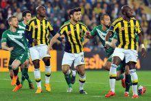 Fenerbahçe yeni lider   Kanarya'yı Kartal uçuruyor