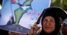 """Kudüs'te """"Toprak Günü"""" yürüyüşüne müdahale"""