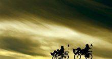 Yatay bisikletle dünya turu