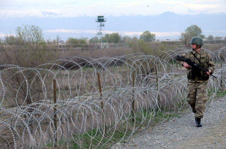 'Hudut Kartalları' sınırda göz açtırmıyor