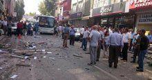 HDP Mersin ve Adana İl Başkanlığı binalarında patlama