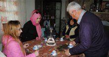 Kadın erkek ilişkilerinde ezber bozan köy