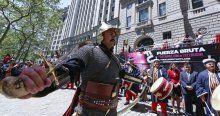 Mehter Takımı New York'u fethetti