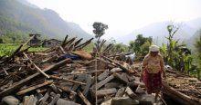 Nepal'e ikinci şok! 7.1 büyüklüğünde deprem meydana geldi