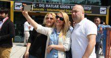 Ordu,Giresun Havalimanı'nda uçuş heyecanı