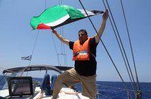 3. Özgürlük Filosu'ndan bir tekneye uluslararası sularda müdahale!