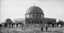 osmanlı arşivindeki Filistin