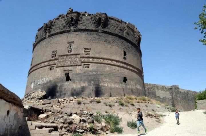 Diyarbakır Surları ve Hevsel Bahçeleri, Dünya Miras Listesi'nde