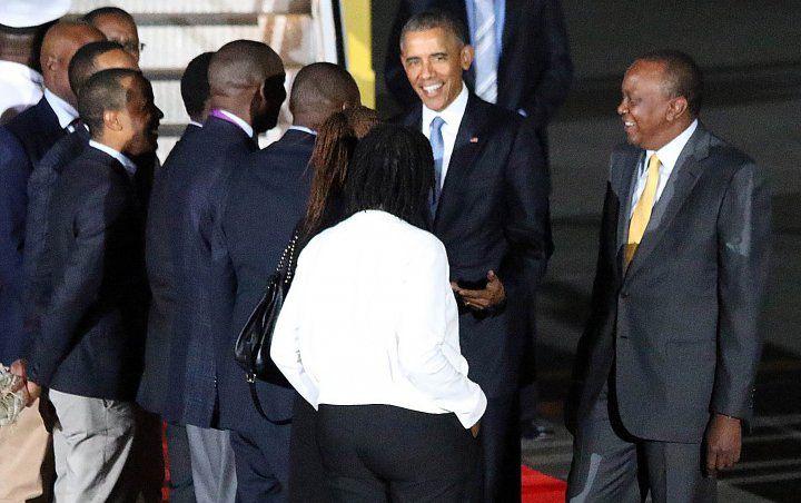 ABD Başkanı Barack Obama Kenya'da