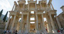 Efes Antik kenti UNESCO Dünya Miras Listesi'nde