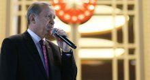 Erdoğan, yasama, yürütme ve yargı temsilcilerine iftar verdi