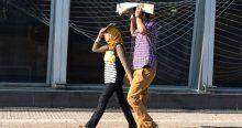 İstanbullular sıcaktan bunalıyor