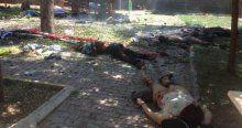 Suruç'taki patlamada kan donduran iddia, canlı bomba bir kız!