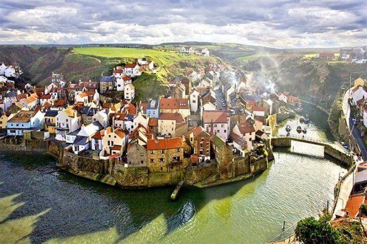 Hemen Yerleşmek İsteyeceğiniz 11 İngiliz Köyü!