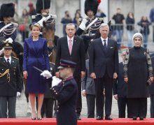 Erdoğan'dan Belçika'ya 177 yıl sonra ilk resmi ziyaret!
