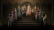 Fotoğraflarla Kösem Sultan'ı canlandıran Anastasia Thsilimpou