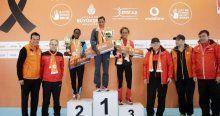 İstanbul Maratonu'nun kazananları belli oldu