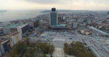 Taksim Meydanı düzenlemesinde sona yaklaşılıyor