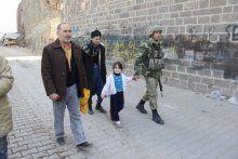 Vatandaşlardan güvenlik güçlerine tam destek!